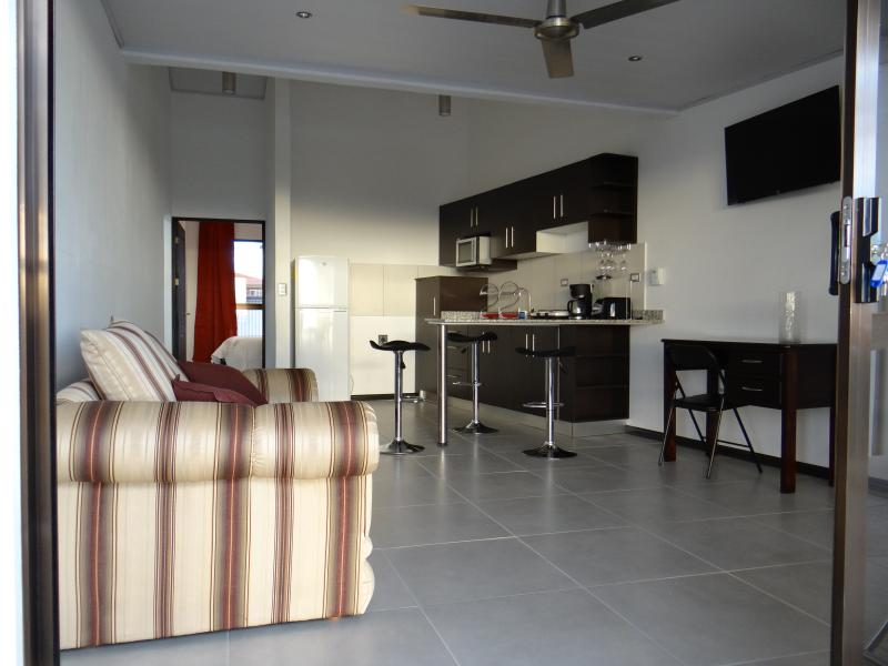 Brand new apartment in Alajuela per day/week/month, alquiler vacacional en Rio Segundo