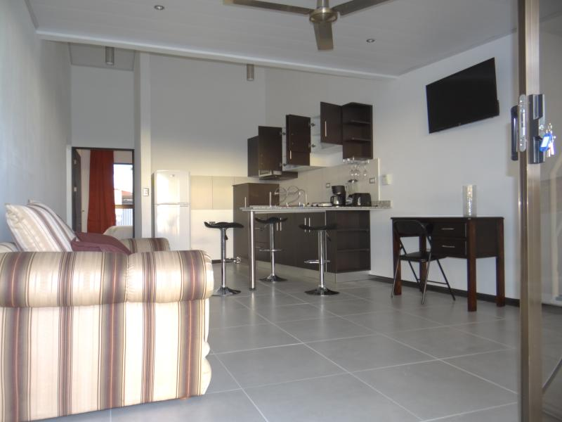 New Apart. with view in Alajuela per day/week/mon, alquiler vacacional en Rio Segundo