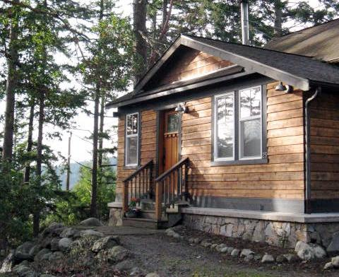 Your home away from home on Orcas Island, 'Gem of the San Juans'.
