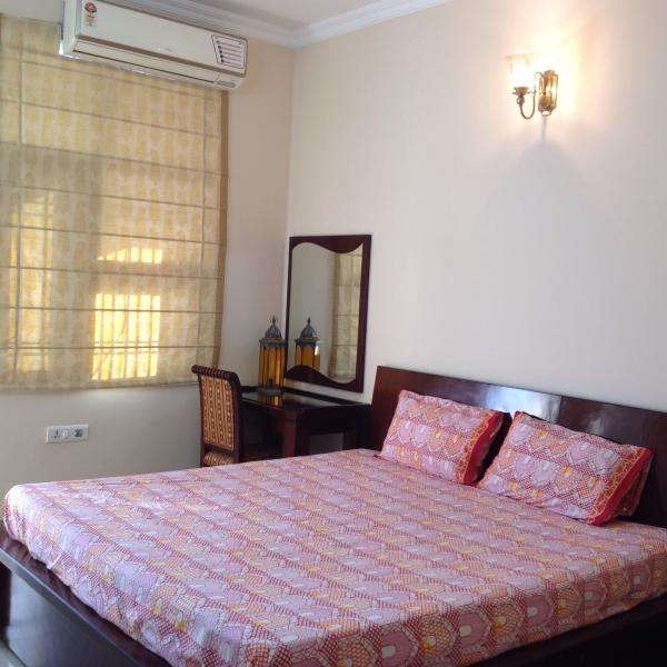 Angela Homestay & Apartment, vacation rental in Jaipur