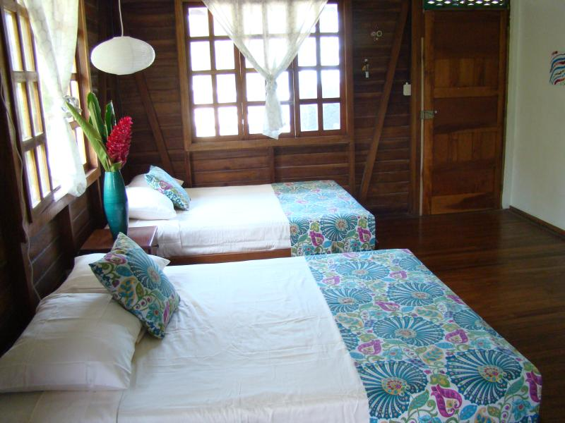 Beach Front Studios, holiday rental in Cahuita