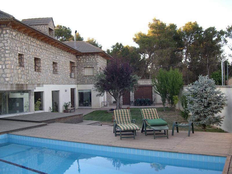Casa con encanto, holiday rental in Salillas