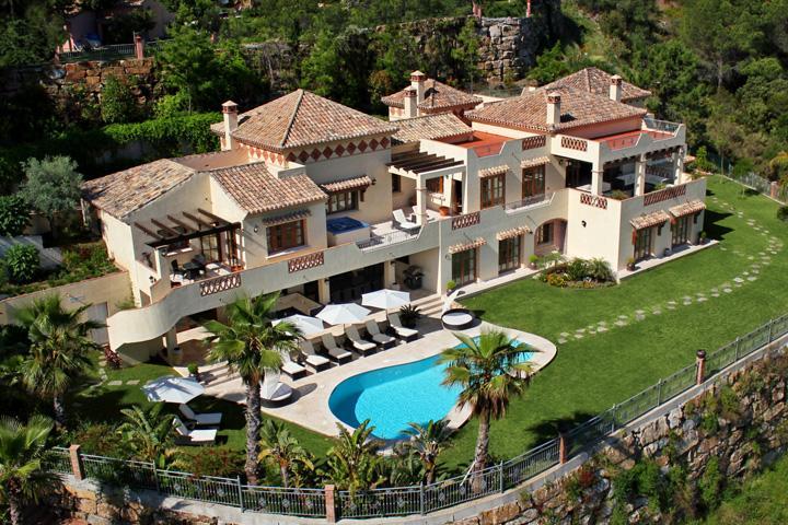 Gran Villa San Pietro, vacation rental in Marbella