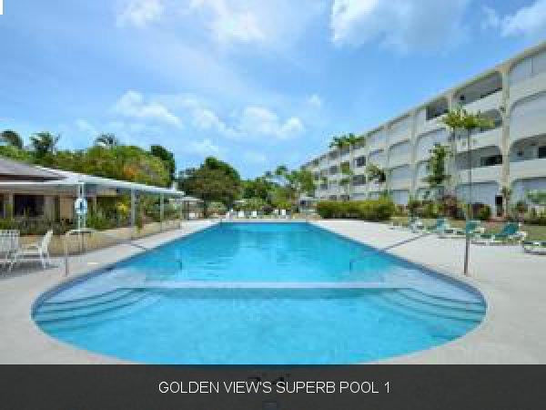 GOLDEN VIEW'S SUPERB POOL