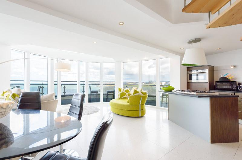 38 Rocklands Penthouse, vacation rental in Newquay