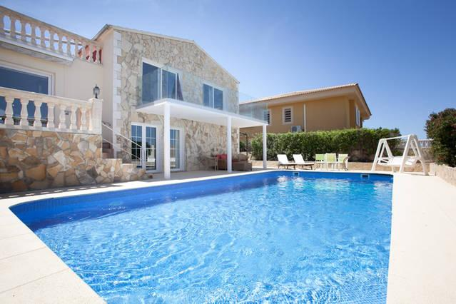 Villa Sumer, holiday rental in Puig de Ros