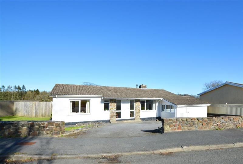 Detached bungalow ideal for a family holiday.