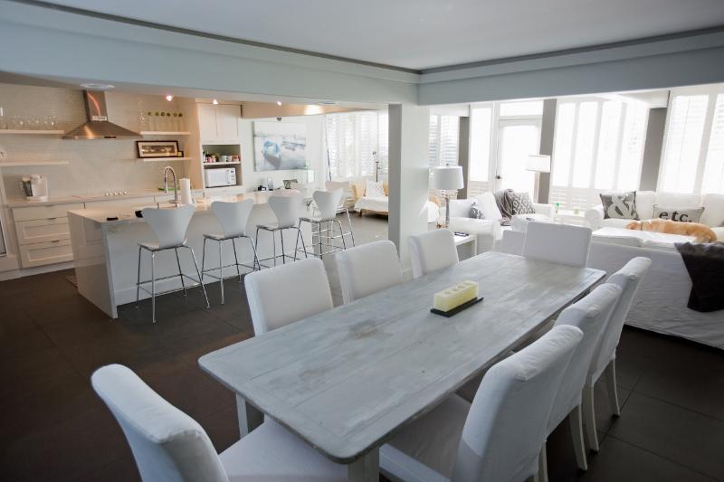 Wide open floor plan