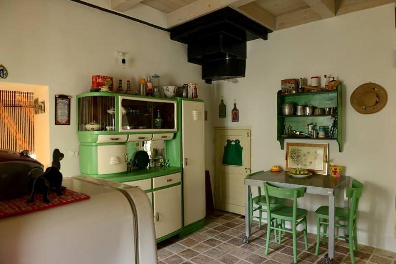 the kitchen 50s