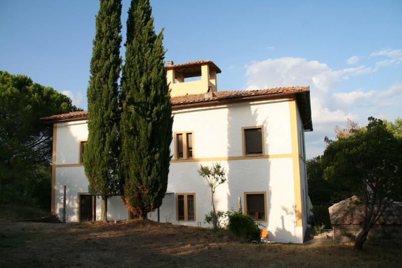 Casa Vasalone: vista dall'esterno