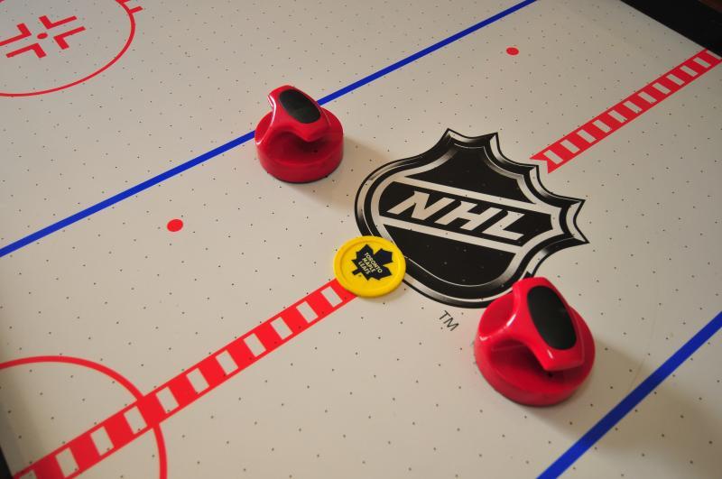 NHL Air Hockey