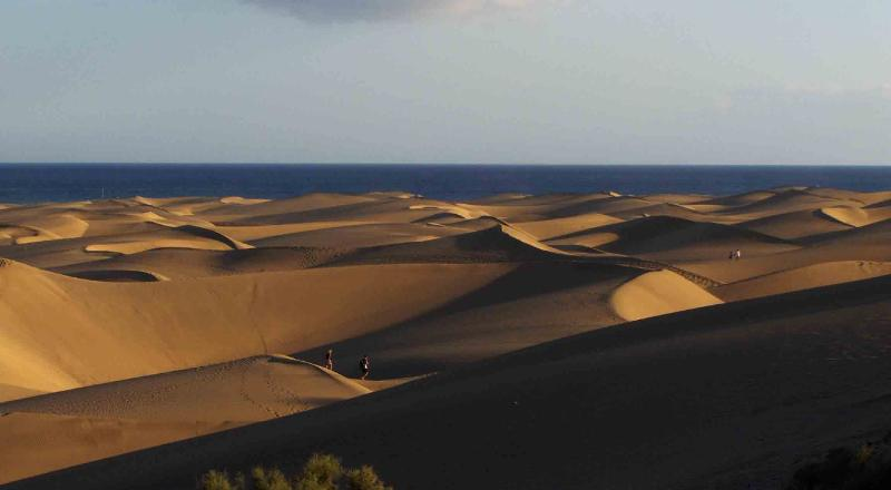 Only 20 minutes away - The Dunes of Maspalomas