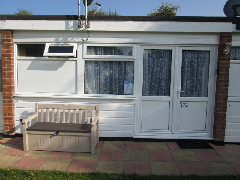 Superb self catering holiday chalet at Belle Aire Holiday Park Hemsby.  Well equipped clean relaxing