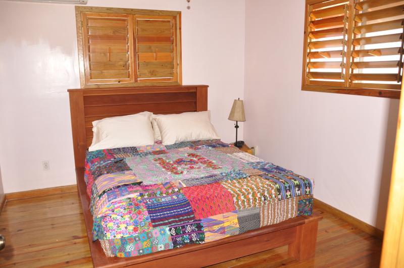 Bedroom # 2 with queen bed