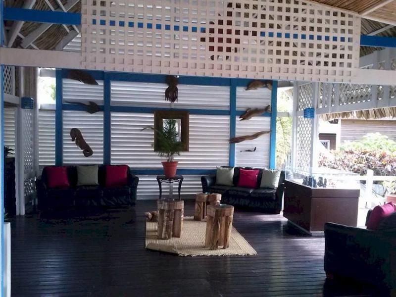 Entrance to Las Palmas Resort