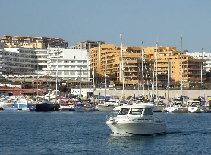 Marina of San Miguel (2 minutes walking from the building)