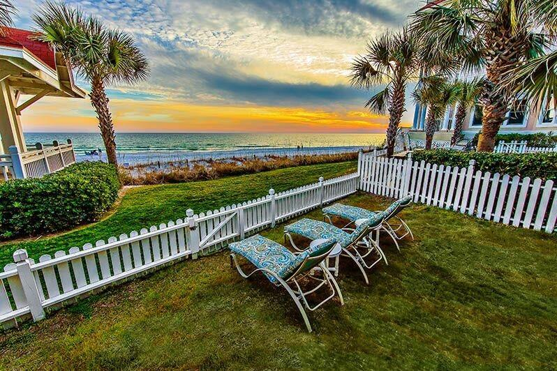 Surfin Sea:! Gulf Front, Pet Friendly, Gated Community!, vacation rental in Miramar Beach