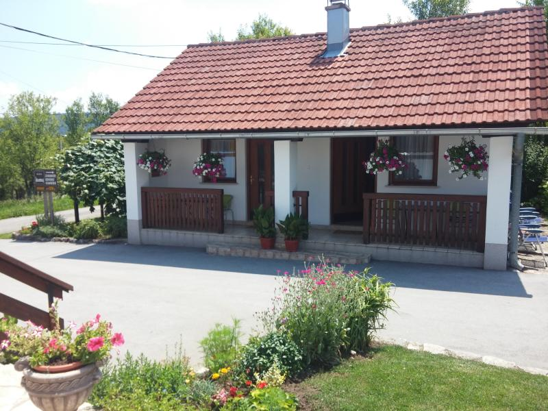 Rooms House Family Duki?, vacation rental in Plitvice Lakes National Park