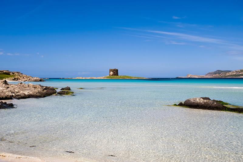 La spiaggia La Pelosa Alghero