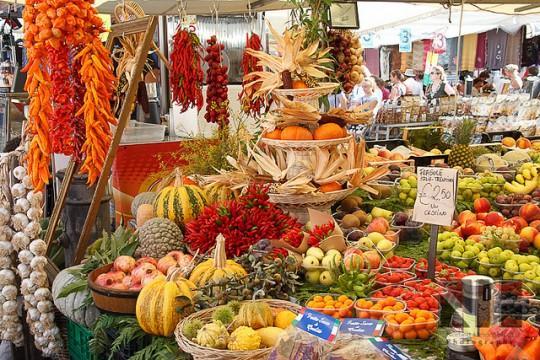 Campo de Fiori-daily market