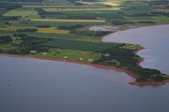 Located in the heart of PEI farming community.