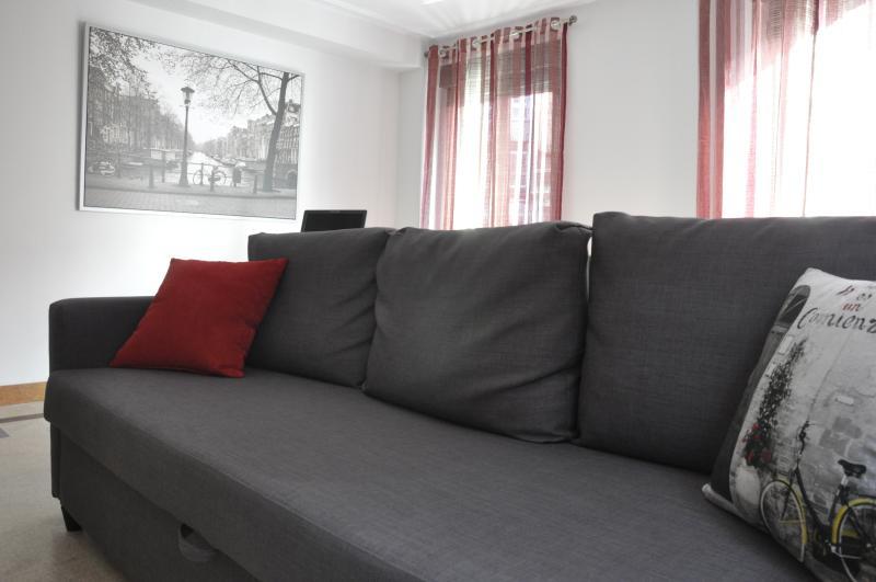 Apartamentos Jovellanos 1, alquiler vacacional en Gijón