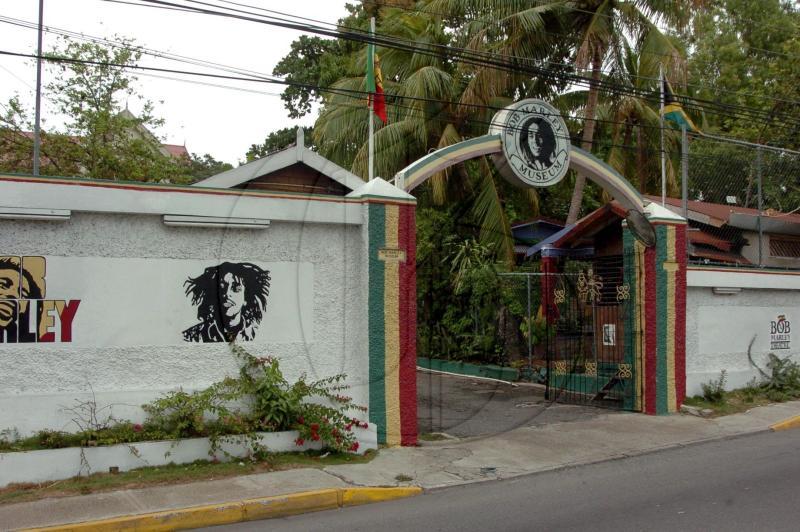 Close proximity to Bob Marley Museum