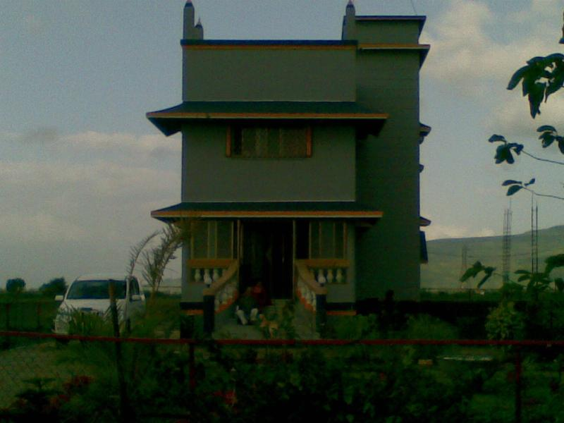 Patels villa, holiday rental in Vagholi