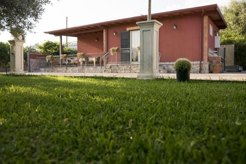 Orange Garden casa 1, vacation rental in Graniti