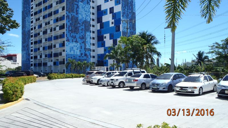 Ample parking space which is free parking for you and your guest