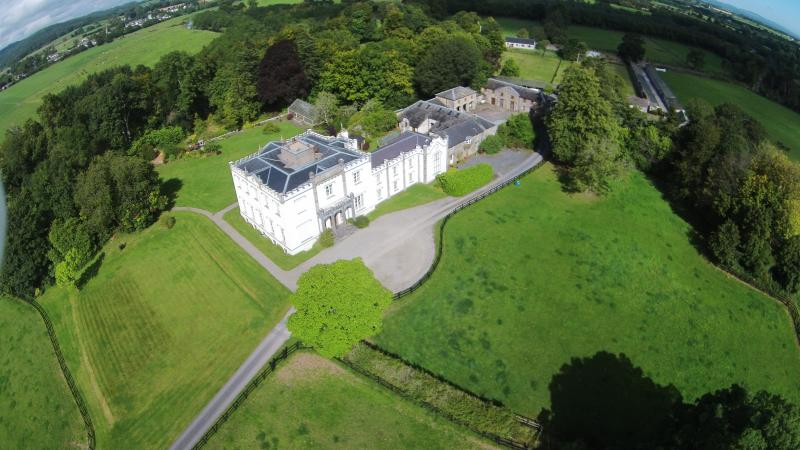 Lismacue House, vacation rental in Tipperary
