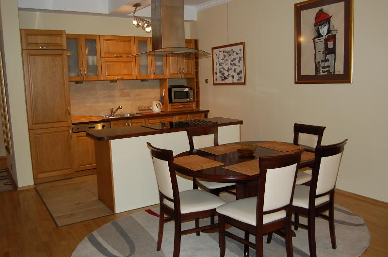 Kitchen + Dinning Room Table