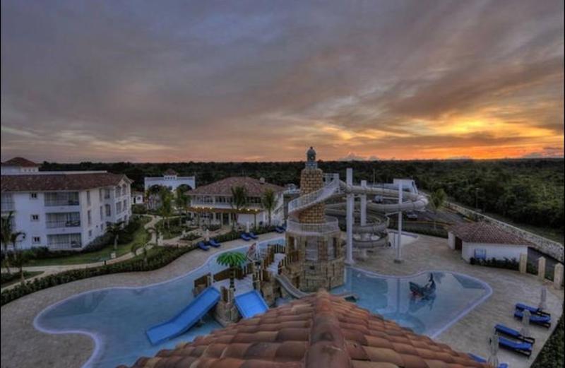 Resort parque de agua