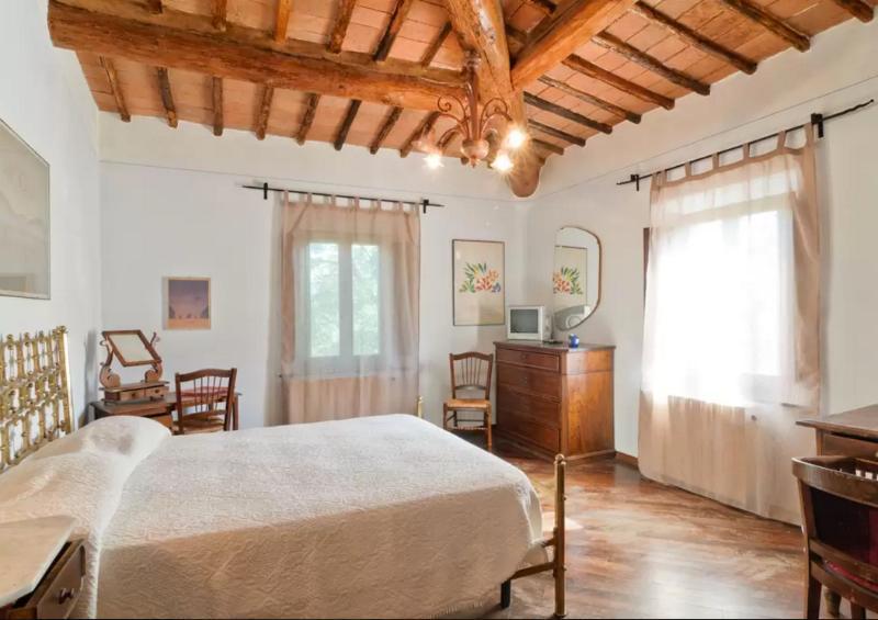 VILLA BIANCA, holiday rental in Montepulciano