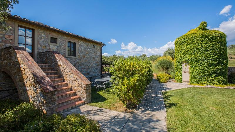 Casa dell'Istrice - Poggio Cennina Country Resort, holiday rental in Ambra