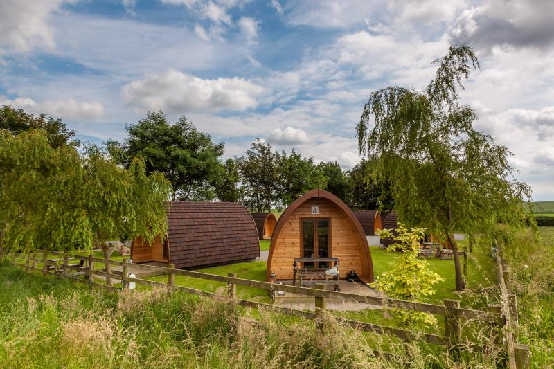 Large Camping Pod, holiday rental in Walworth
