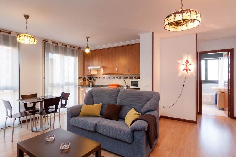Llanes. Precioso y centrico apartamento, alquiler vacacional en Pancar