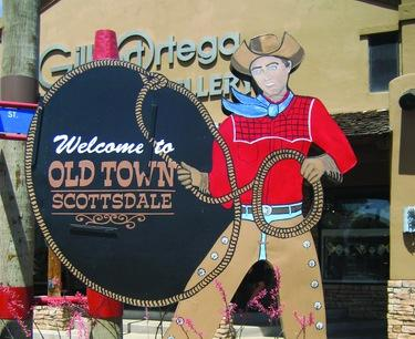 Less than a mile from historic Old Town Scottsdale