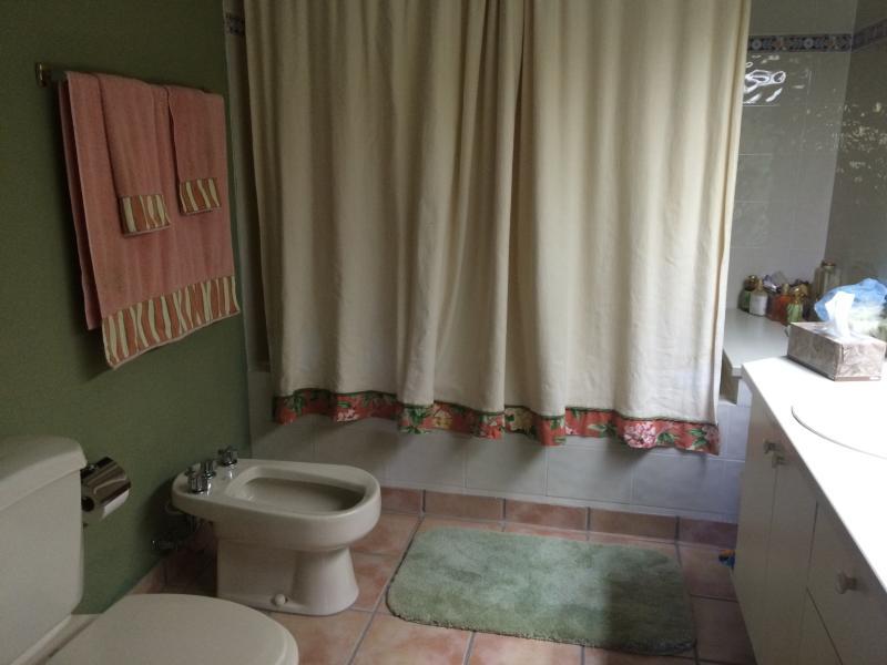 Master room bathroom - third floor