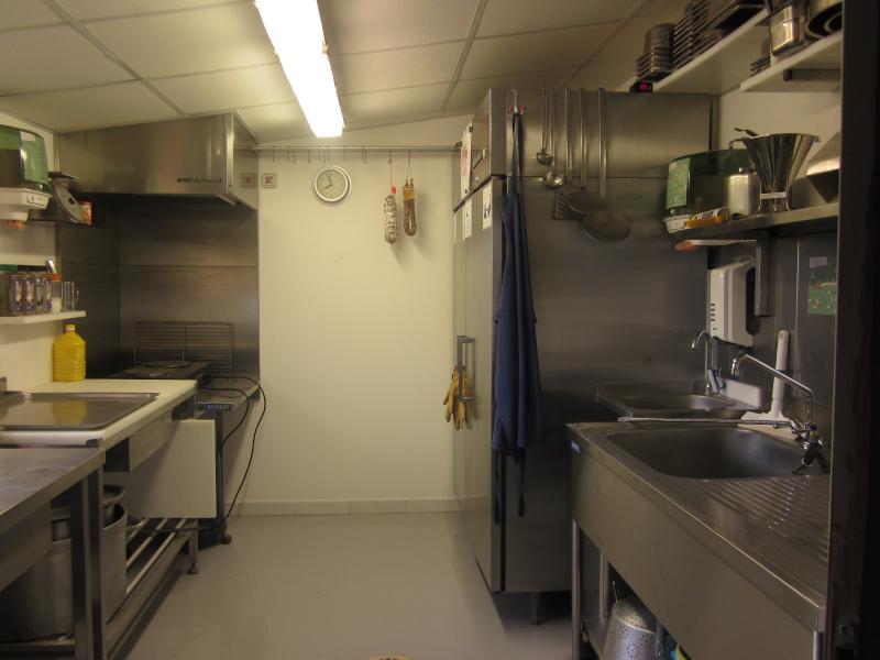 Une cuisine professionnelle pour les ateliers culinaires