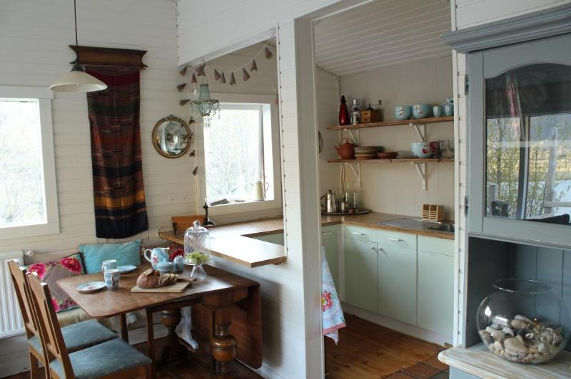 Eyjatjörn Cottage, alquiler vacacional en Husafell