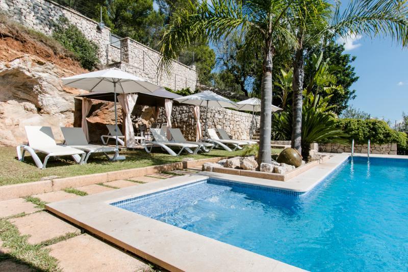 Villa Can Rasca, alquiler vacacional en Caimari