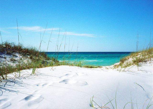 Emerald Coast... picture says it all!
