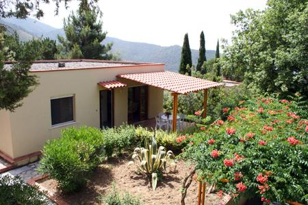 1-bedroom apartment 2/3 people in residence, location de vacances à Foria