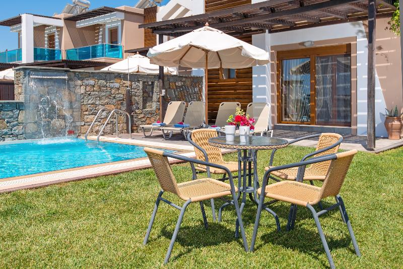 Villa Erato - Horizon Line Villas, location de vacances à Kiotari
