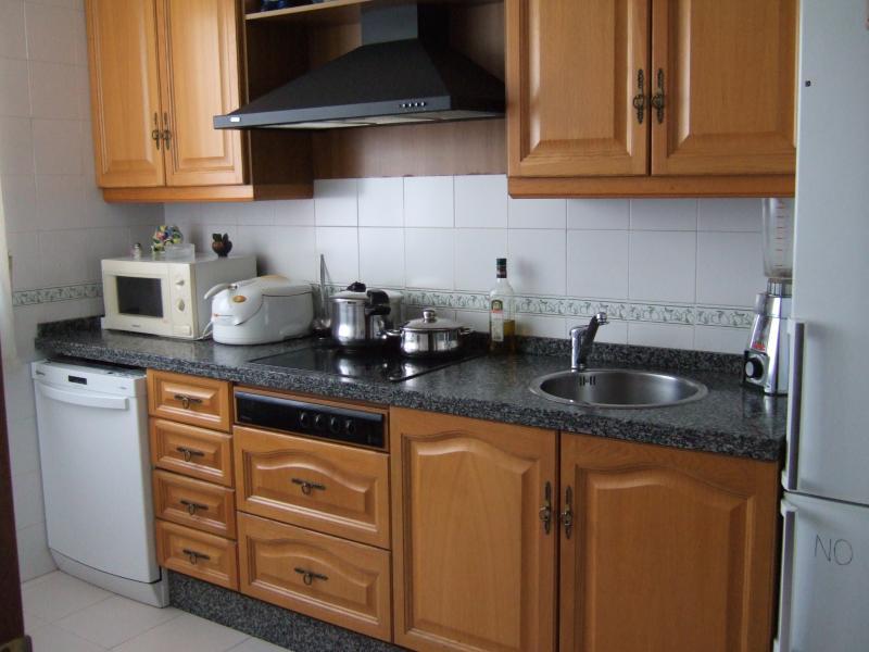 Cocina. Kitchen.