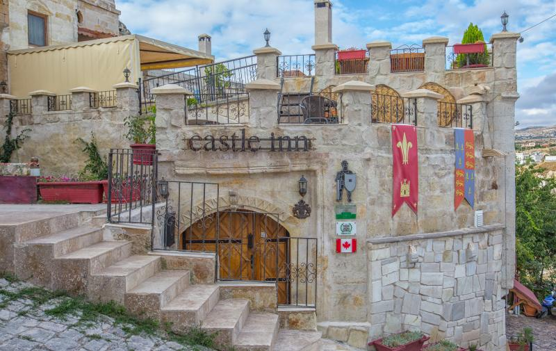 Welcome to your Castle in Cappadocia