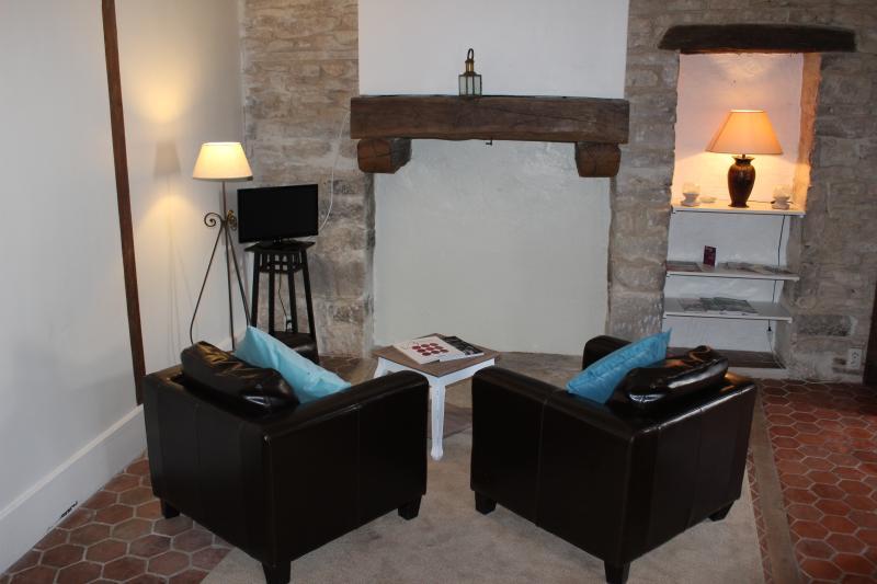 Suite 1er Etage Espace Salon