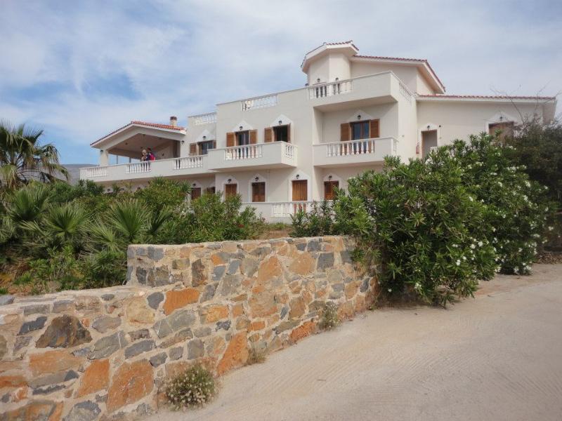 Dimitris Apartments Kasos, holiday rental in Kásos