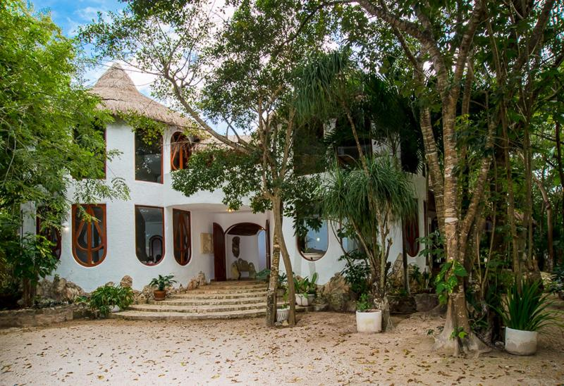 Villa Natural, Unique luxurious Architecture, holiday rental in Cancun